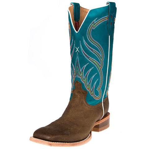 Men's Twisted X Rancher Crazy Horse Cowboy Boots - silveradowesternwear - 1