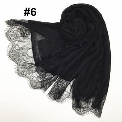 Black Lace Scarf (9977015630)