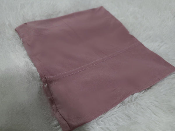 Rose pink Cotton Undercap