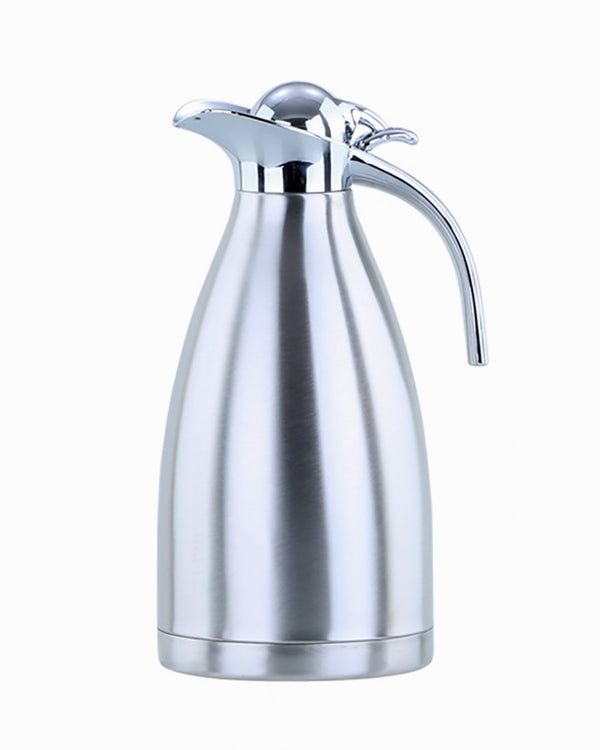 Essential Thermal Flask- Silver