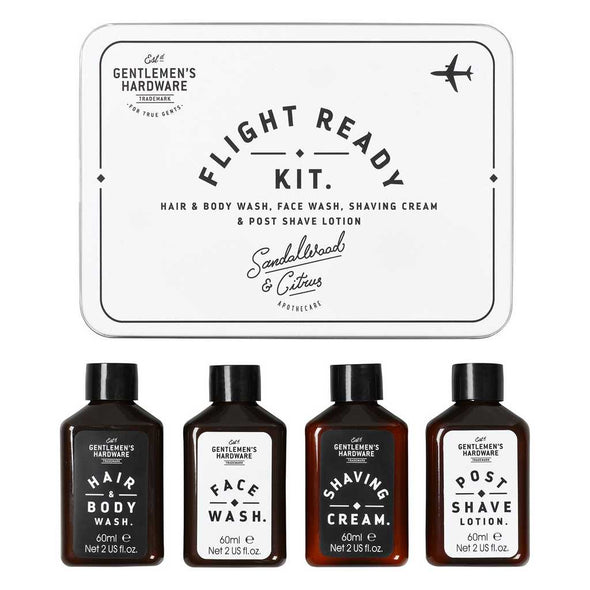 Gentlemen's Hardware Flight Ready Kit - Cool Things