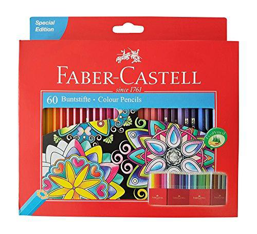 The Pioneer Behind Faber-Castell Colored Pencils
