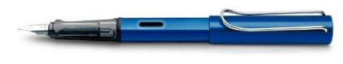 Lamy Al-Star Fountain Pen, Ocean Blue, Medium