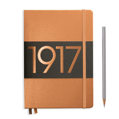 Leuchtturm1917 Notebook Medium A5 Lined Copper