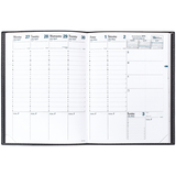 Quo Vadis Texas Trinote Weekly Planner December 2016 to December 2017