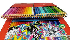 Faber Castell Premium Color Pencils, 60 Color