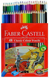 Faber Castell Premium Color Pencils, 48 Colour