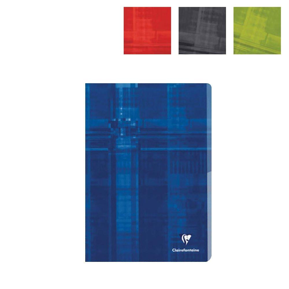 Clairefontaine Classic Wirebound Notebooks 3-hole punched 8 1/2 in. x 11 in. Lined