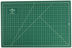 Alvin Professional Cutting Mats Green/Black