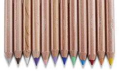 Prismacolor Water-Soluble Colored Pencils, 36-Count
