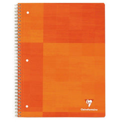 Classic Clairefontaine notebooks with extra white paper with smooth satin finish. Acid-free