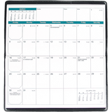 Quo Vadis Club Visoplan Monthly Planner January 2017 to December 2017