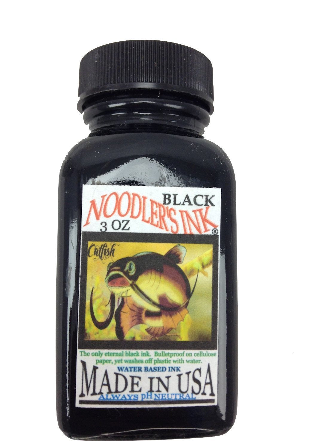 Noodler's Ink Black 3 oz