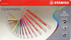 Stabilo Carb-Othello Pastel Pencil 60 Color Set