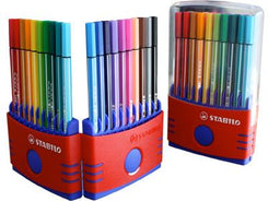 Stabilo 68 20-color Parade Set