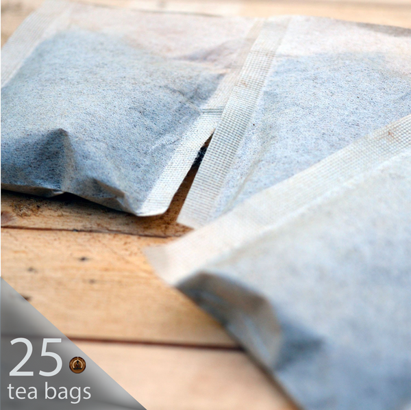 25 ct. Wild Chaga Double Extract Tea Bags