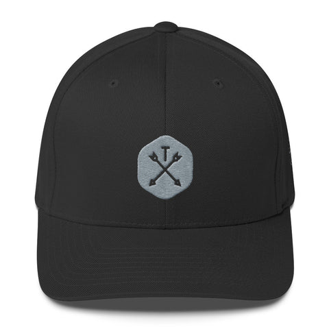 Structured Twill Cap - Tribe Fitness