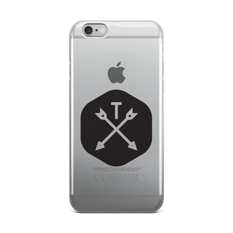 iPhone 5/5s/Se, 6/6s, 6/6s Plus Case - Tribe Fitness