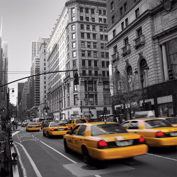 Taxis of New York