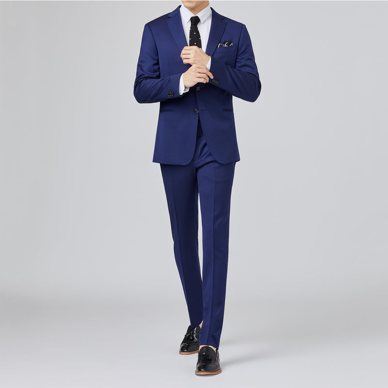 Yaletown DWR Suit Jacket <br> Royal Navy