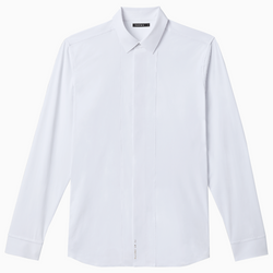 Cypress DWR Dress-Shirt <br> Tundra White