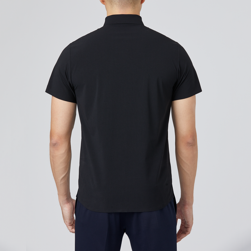 Prospect Point Polo (Coal Black)