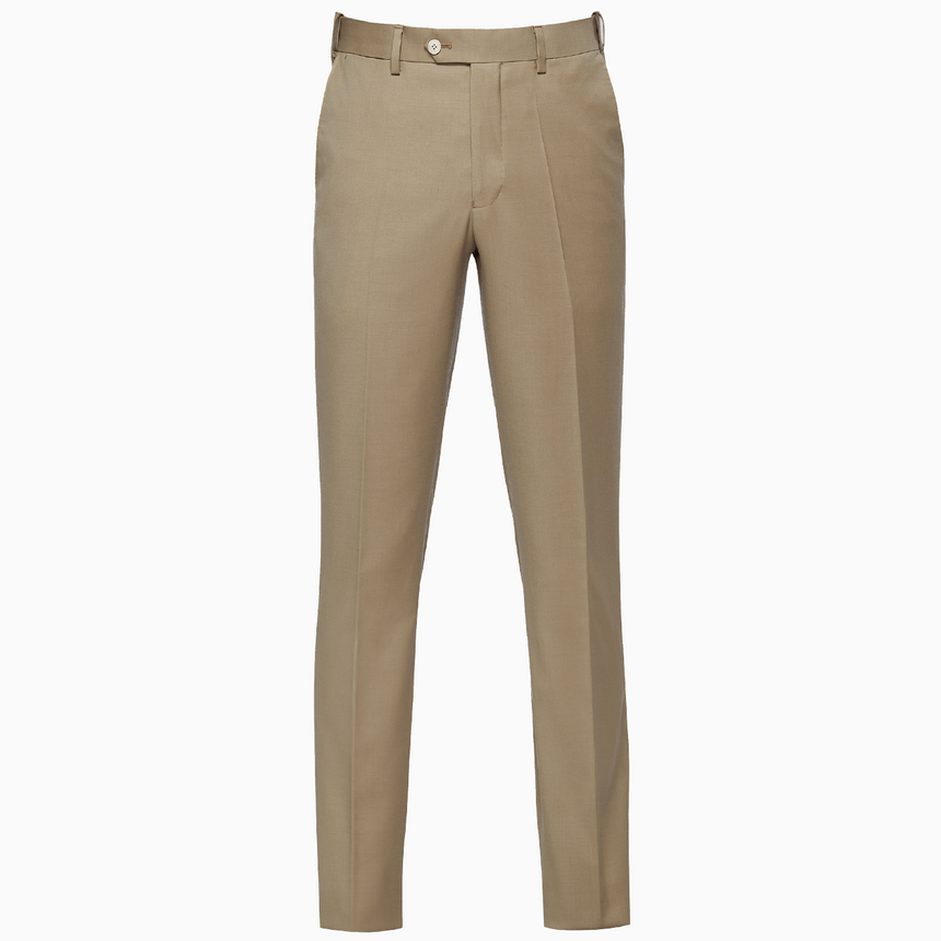 Mt. Pleasant DWR Suit Pant (Latte Tan)
