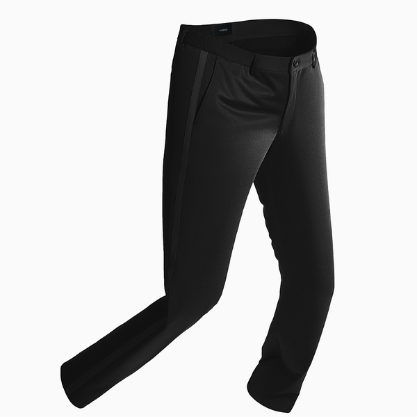 Marine Drive 360 Tux Pant <br> Midnight Black