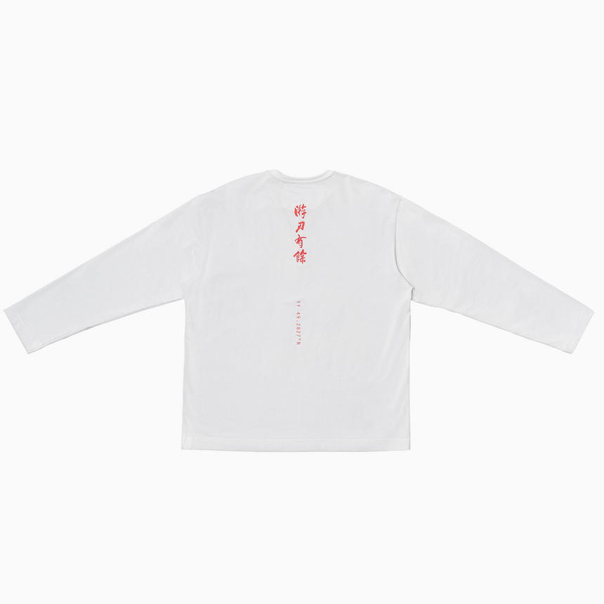(Pre-sale)YOYUU Calligraphy Long Tee
