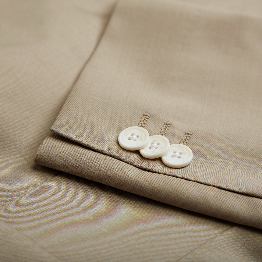 Mt. Pleasant DWR Suit Jacket (Latte Tan)