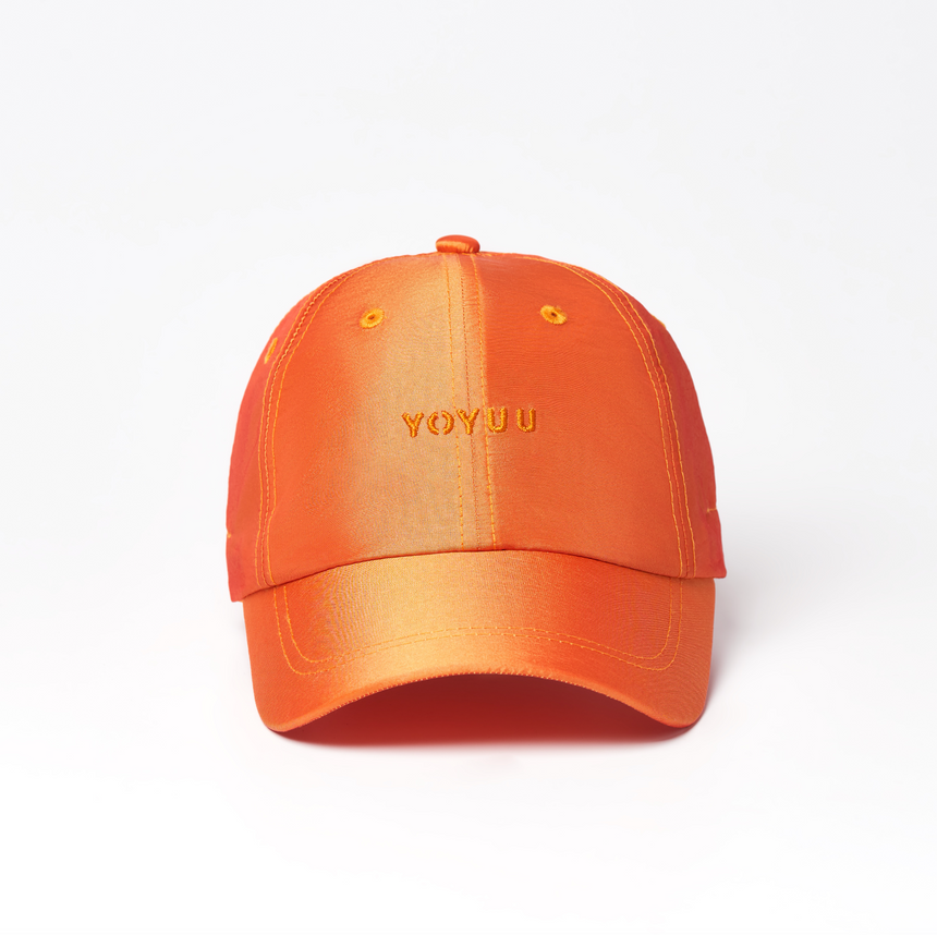 Resilience Cap (Metallic Orange)