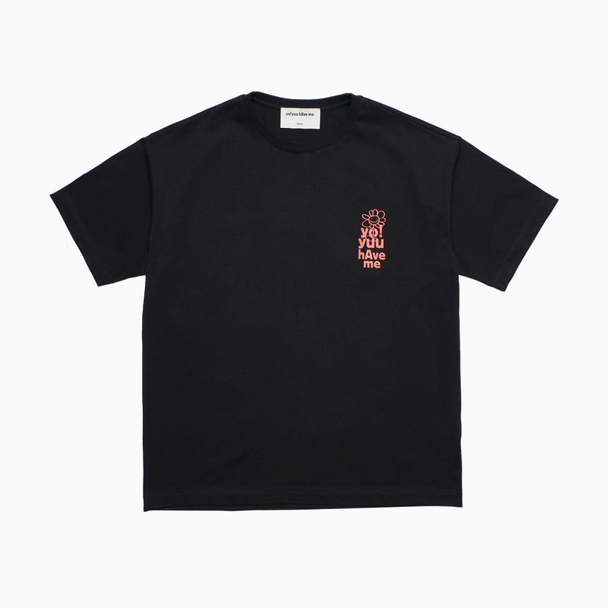 YHM Season Motif SS T-Shirt (Black)