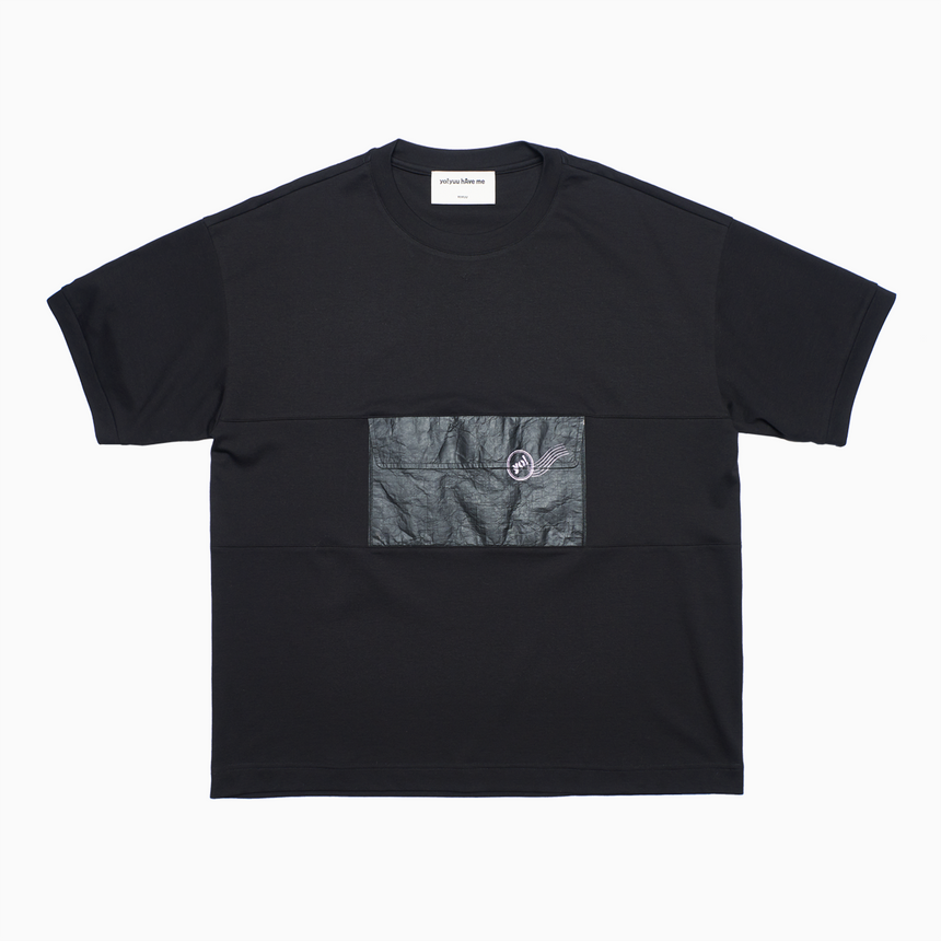 Carrier Tyvek Pocket SS T-Shirt (Black)