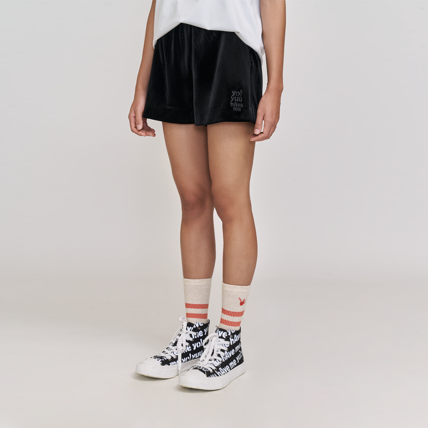 Wmns Sunday Lounge Shorts (Black)