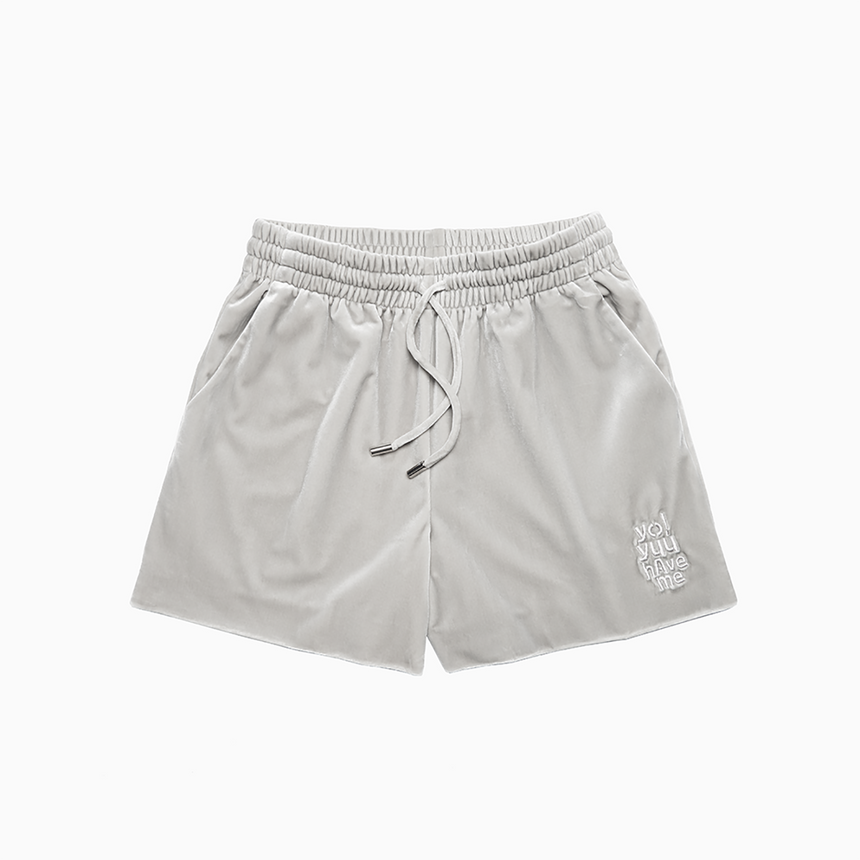 Wmns Sunday Lounge Shorts (Grey)