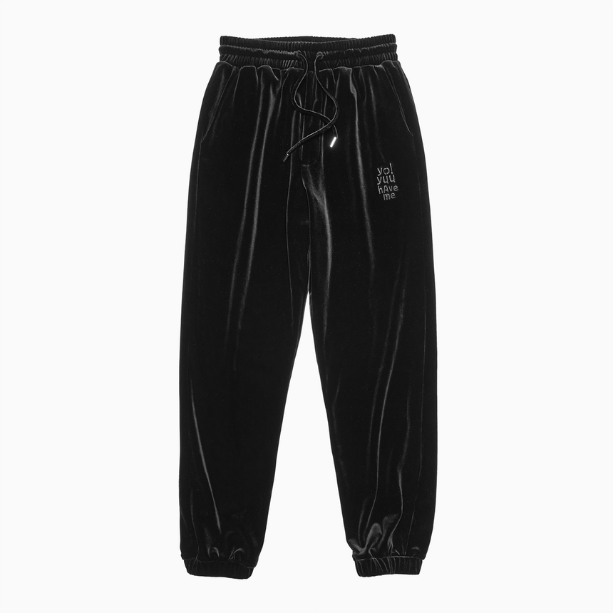 Wmns Sunday Lounge Pants (Black)