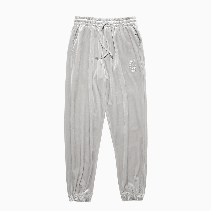 Wmns Sunday Lounge Pants (Gainsboro Grey)