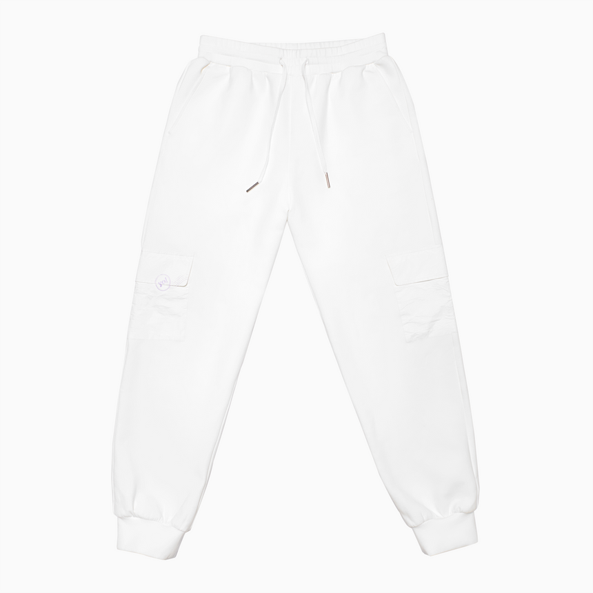 Carrier Tyvek Sweatpants (White)