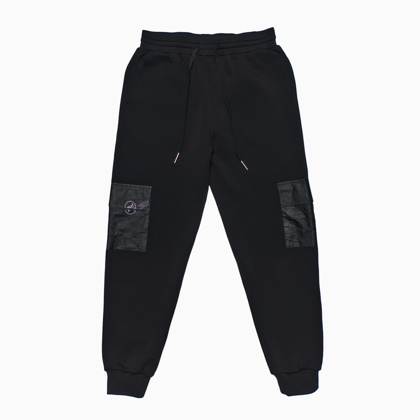 Carrier Tyvek Sweatpants (Black)