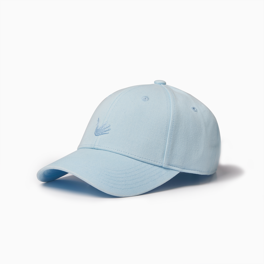 Lucca Embroidered Sports Cap (Mint Blue)