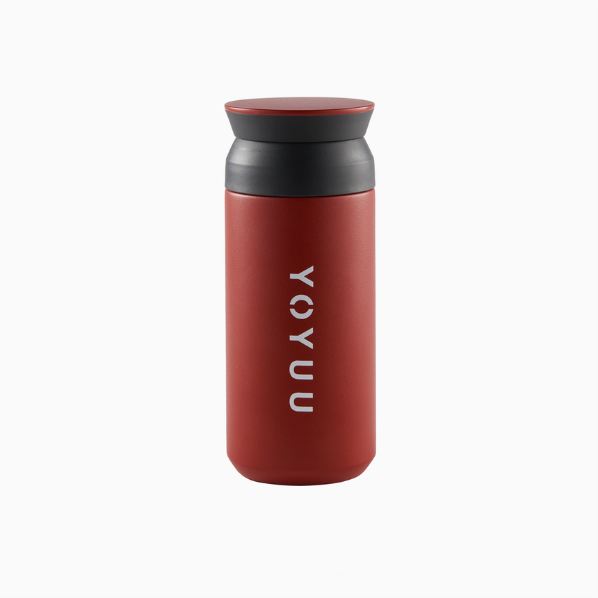 YOYUU x KINTO TRAVEL TUMBLER (Ruby)