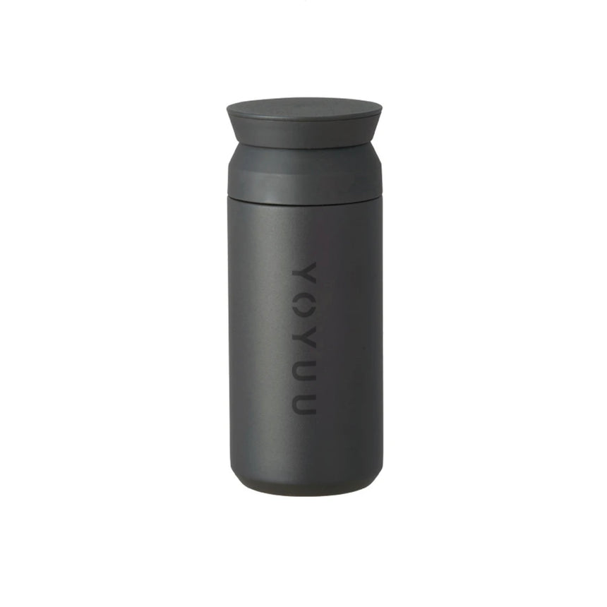 YOYUU x KINTO TRAVEL TUMBLER (BLACK)
