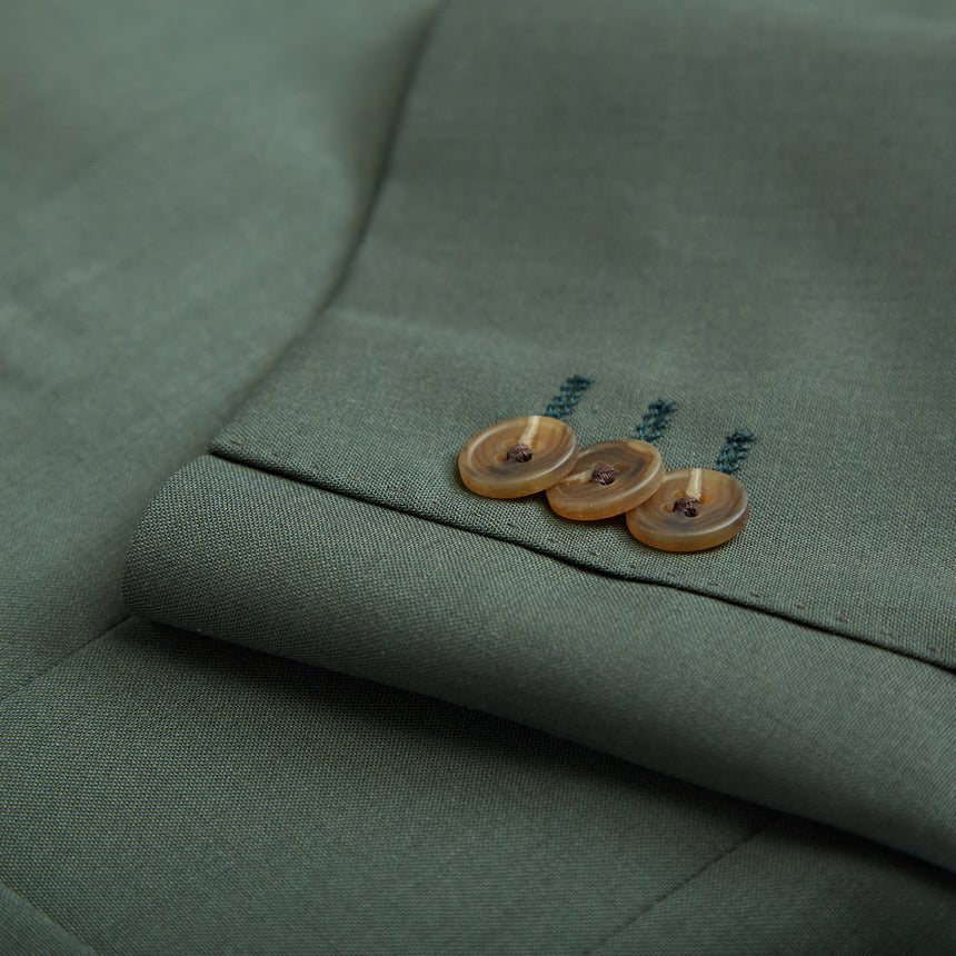 Mt. Pleasant DWR Suit Jacket (Moss Olive)