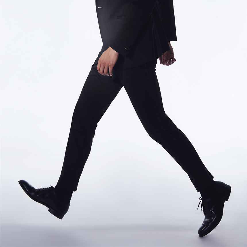 Marine Drive 360 Tux Pant (Midnight Black)