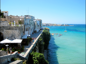 PUGLIA ITALY - 25th June - 14 th July 2019