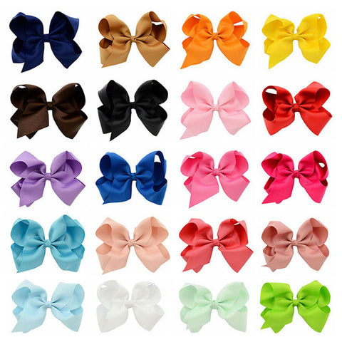 Grosgrain Bow with clip