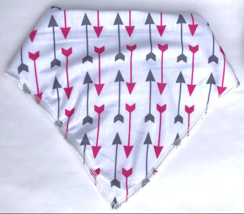 Bandana Bib - Arrows