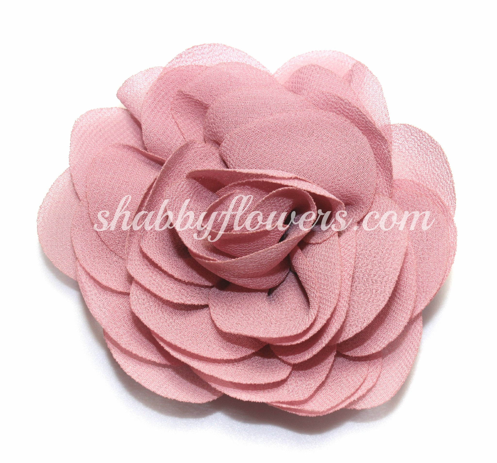 Rose - Vintage Pink - shabbyflowers.com