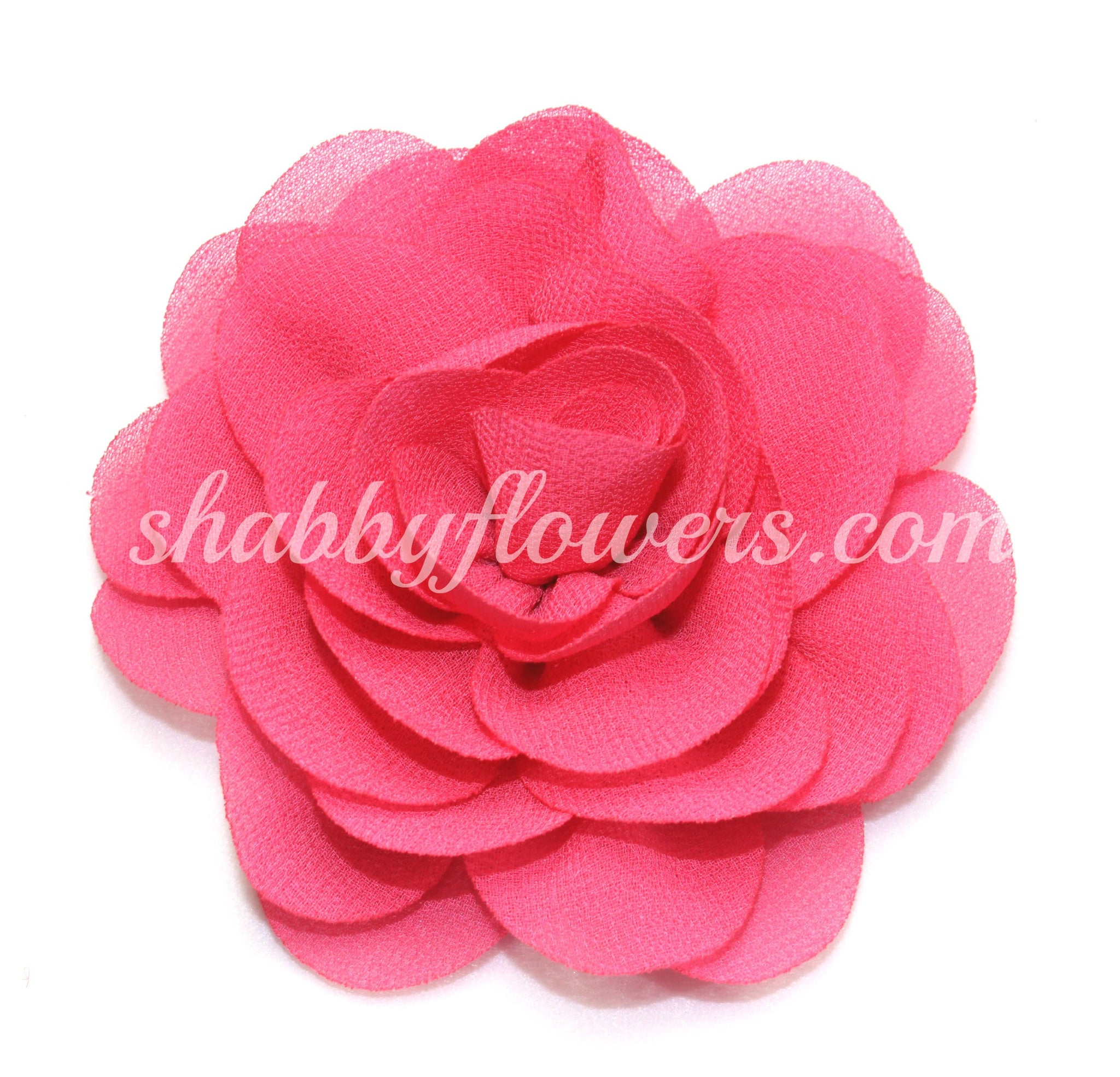 Rose - Hot Pink - shabbyflowers.com