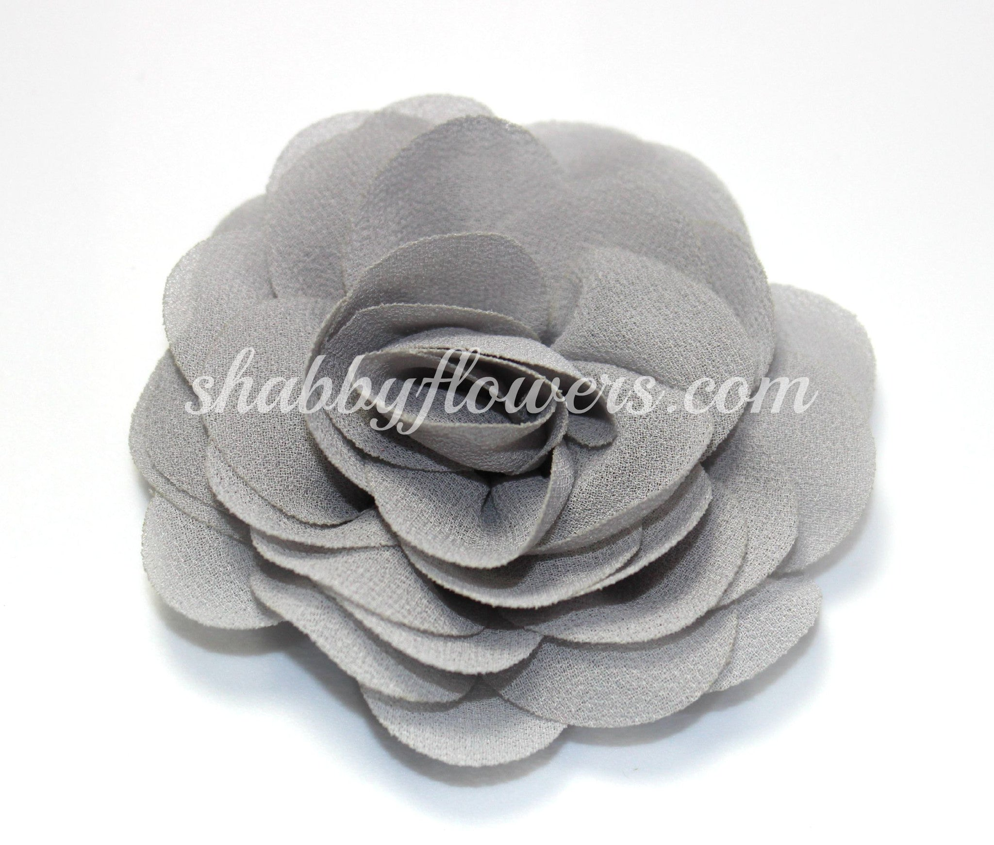 Rose - Silver - shabbyflowers.com